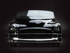 """1949 Cadillac Series 62 Convertible Custom """"Cad Attack"""" by Greg Westbury 