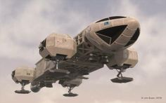 """An Eagle Transport from, """"Space 1999"""",,,now that takes me back to way before 1999"""