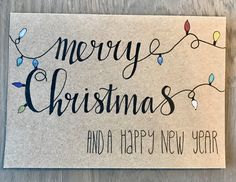 Merry Christmas Fijne Feestdagen Handlettering Hand Letteren All For Classic Christmas Merry Christmas Happy Holidays, Diy Christmas Cards, Xmas Cards, Christmas Art, Diy Cards, Handmade Christmas, Holiday Cards, Christmas Letters, Merry Christmas Calligraphy