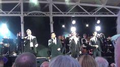 IL DIVO - Hallelujah (åland 2015)