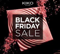 Kiko Cosmetics Black Friday and Cyber Monday Deals