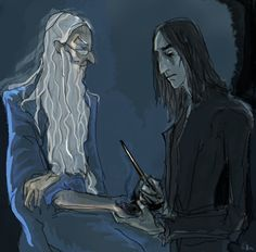 The Last Year by Vizen Albus Dumbledore and Severus Snape