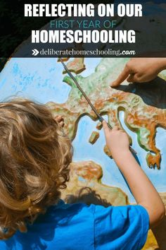 The first year of homeschooling my child was a challenge. Here are the lessons I learned from the first year of homeschooling. There are some great homeschooling tips here.