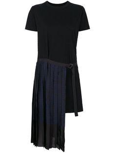 dbf55e3c2dd0 Sacai combined T-shirt dress Dresses For Sale