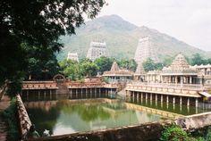 Sadhana Retreat ved det hellige bjerg Arunachala, Indien    7. - 20. januar 2017 - På grund af det hellige bjerg Arunachala, er byen Tirvannamalai et mål for spirituelt søgende fra hele verden. Arunachala tiltrækker folk fra alle religionder og blev gjort kendt i vesten af den oplyste mester, Ramana Mahashi (1879 - 1950). Men før dette