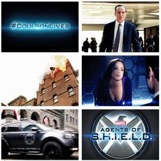 Agents of S.H.I.E.L.D. NEW TV SHOW STARTING EVERY TUESDAY THIS FALL!!!!!!!!!!!!!!!!