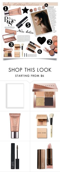 """""""Daily Makeup Routine"""" by kiki0122 ❤ liked on Polyvore featuring beauty, Whiteley, Anja, Bomedo, Urban Decay, Terre Mère, Bobbi Brown Cosmetics, Chanel, NARS Cosmetics and COVERGIRL"""