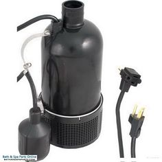 Pentair/Sta-Rite Submersible 0.75 HP Pump [115v] [100 GPM] [W/Float] (D175120T)