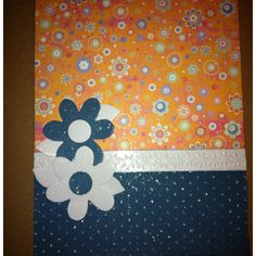 Cuttlebug Mother's Day Card