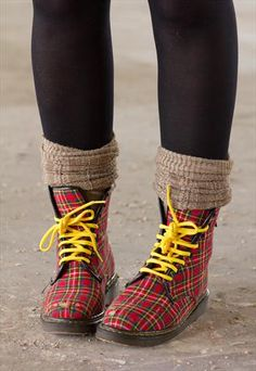 DOC MARTENS, I want these next