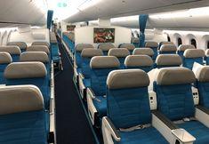 SeatGuru, for plane travel. Airline Seat Maps, Flights shopping and Flight information- Best Airplane Seats - SeatGuru Air Tahiti, Tahiti Nui, Airplane Interior, Long Flight Tips, Airplane Seats, Airline Travel, Long Flights, Travel Tips, Travel