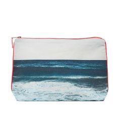 Dezso Tulum Wave Pouch.