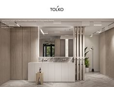 "TOL'KO / ""MASTER FLOOR"" in Osko Village on Behance"