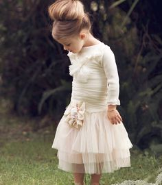 Tutu Much dress by doll cake. I want this and for Avery's hair to be styled like this!!!