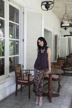 Batik fusion.
