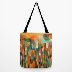 Buy Tropical Meeting Tote Bag by mirimo. Worldwide shipping available at Society6.com. Just one of millions of high quality products available.