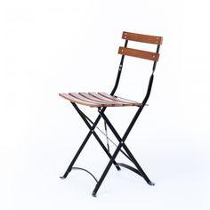 Wood Folding Chair Rentals   Encore Events Rentals