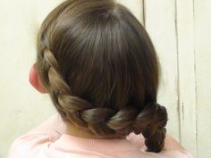 Great Braid For Any occasion.