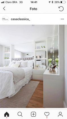Rustic bedroom ideas for creative people 11 Modern Bedroom Design, Interior Design Living Room, Bedroom Designs, Home Bedroom, Diy Bedroom Decor, Bedroom Ideas, Stylish Bedroom, Suites, Awesome Bedrooms