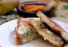 Brie Pear Sandwich With Pepita Pesto | Udi's® Gluten Free Bread