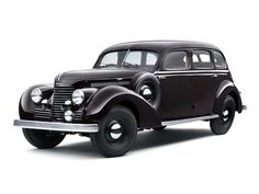 1939-40 Škoda Superb 4000