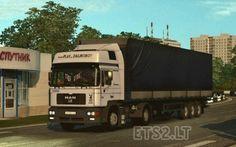 MAN-F2000-1 Trucks, Vehicles, Truck, Track, Cars, Vehicle, Tools