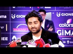 Arijit Singh SINGS a SONG at the GiMA Awards 2016.