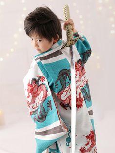 Kimono little boy. #japan #kimono