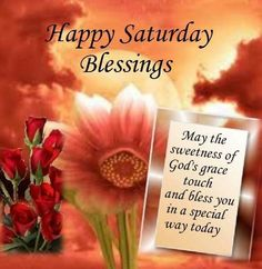 LoveThisPic offers Happy Saturday Blessings pictures, photos & images, to be use. Good Morning Prayer, Good Morning Happy, Morning Blessings, Good Morning Wishes, Happy Weekend, Happy Sunday, Morning Prayers, Happy Sabbath Images, Happy Sabbath Quotes