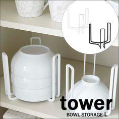 bowl storage size L