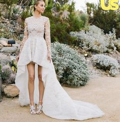Okay I found my wedding dress, I can stop looking now.