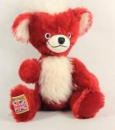 merrythought vintage bears - Google Search