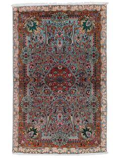 Tapis prestigieux - Tabriz  Dimensions:150x96cm