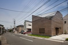 Japanese Architecture With a Playful Dimension: House in Ofuna