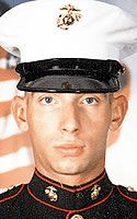 Marine Lance Cpl. Brian K. Schramm  Died October 15, 2004 Serving During Operation Iraqi Freedom  22, of Rochester, N.Y.; assigned to 2nd Assault Amphibian Battalion, 2nd Marine Division, II Marine Expeditionary Force, Camp Lejeune, N.C.; killed Oct. 15 by enemy action in Babil province, Iraq.