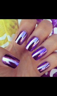 Purple chromed out