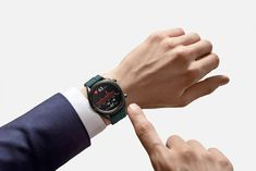 Huawei Watch GT Per Attività Indoor e Outdoor Ux Design, Smartwatch, Smartphone, Huawei Watch, Android Wear, Watch Display, Fitness Tracker, Watches, Check