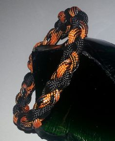 Handmade Paracord Survival Bracelet by MonkeyFighterPCord on Etsy, $7.50