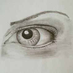 #rajz #grafit #eye