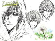 Jisoo art - Dandelion
