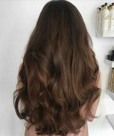 ideas hair waves soft highlights for 2019 Hair Color Dark, Color Blue, Brow Hair Color, Hair Goals Color, Blue Green, Balayage Hair, Brown Balayage, Ombre Brown, Dark Brown