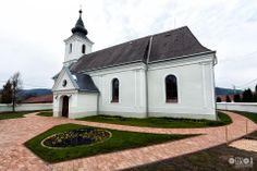 Hídvégardó Római katolikus templom, parókia Hungary