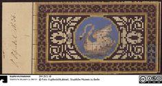 A Berlin WoolWork Pattern ~ Das Erbe Schinkels - Der Onlinekatalog - SM ZKS 18