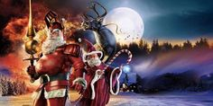 "Search Results for ""funny santa claus wallpaper"" – Adorable Wallpapers Christmas Ad, Christmas Humor, Christmas Poster, Black Christmas, Print Ads, Poster Prints, Print Advertising, Advertising Campaign, Santa Claus Wallpaper"