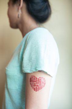 Trusting With My Heart by Robyn Britt