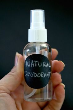 Finally An All Natural Deodorant Recipe That Actually Works! | http://WholeLifestyleNutrition.com