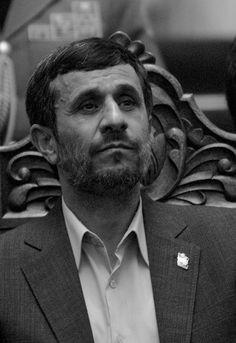 Visita de el presidente iraní Mahmoud Ahmadinejad a Bolivia