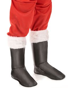 53269cc2c8c71c Santa boot covers  Accessories,and fancy dress costumes - Vegaoo. Bottes Père  NoëlNoël ...