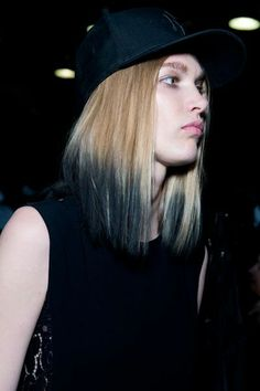 #NYFW Fall/Winter 2014 #Hair Trends -- see more on www.salonmagazine.ca