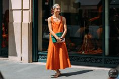 Dorothee Gilbert After Hermes by STYLEDUMONDE Street Style Fashion Photography
